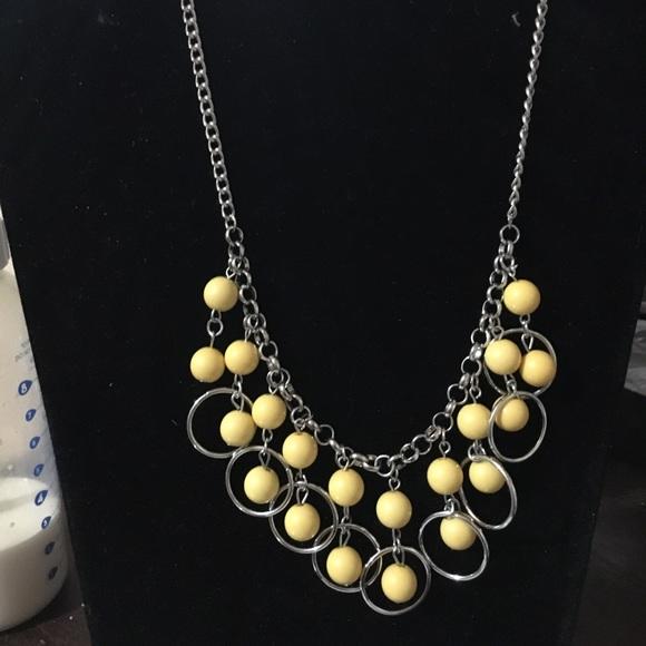 Paparazzi necklace set